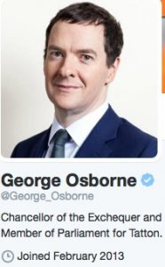 Osborne Twitter