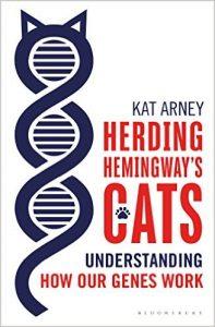 Book cover Herding Hemmingway's Cats (1)
